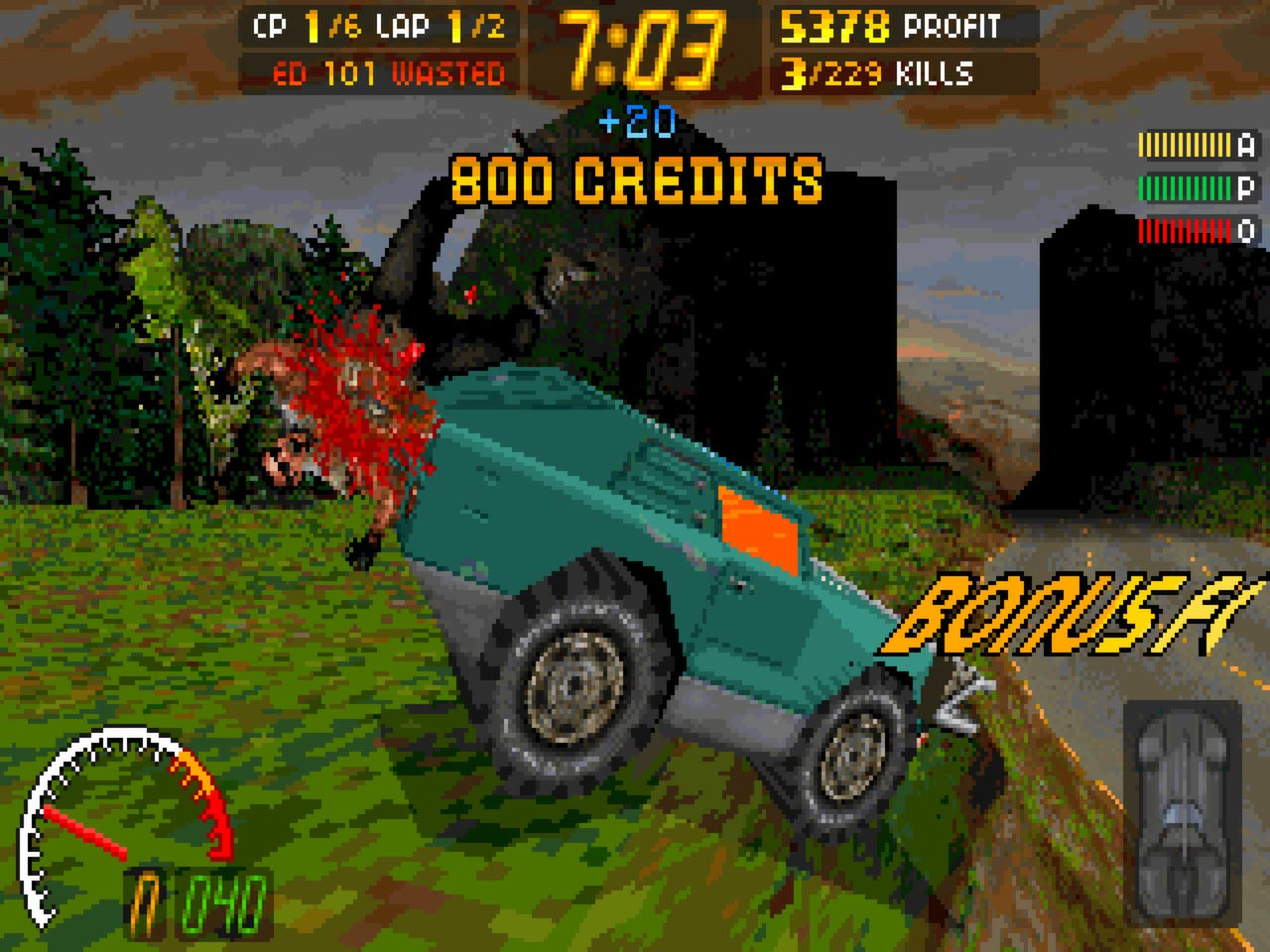 Carmageddon 1 Max Pack (STEAM GIFT / RU/CIS)