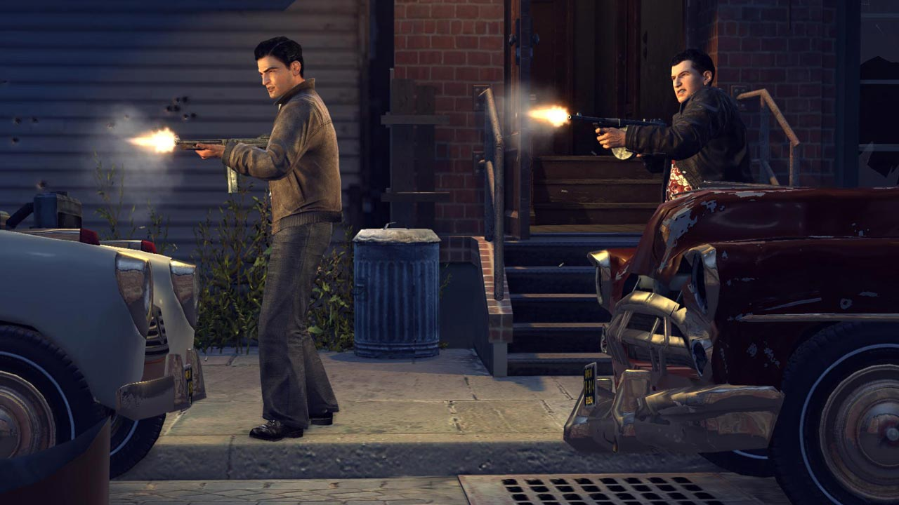 Mafia II (STEAM KEY / RU/CIS)