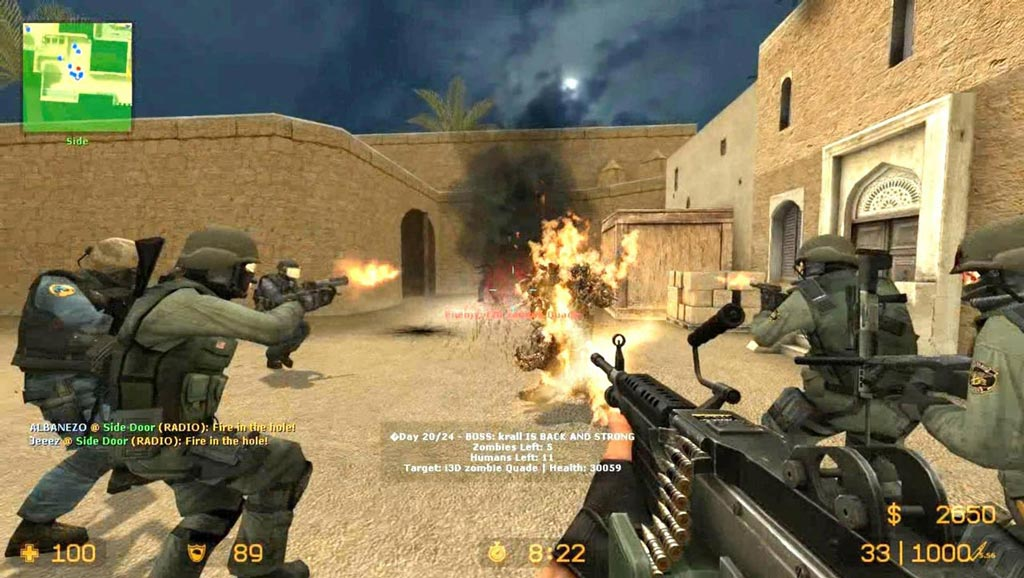 Counter-Strike: Source (STEAM GIFT / RU/CIS)