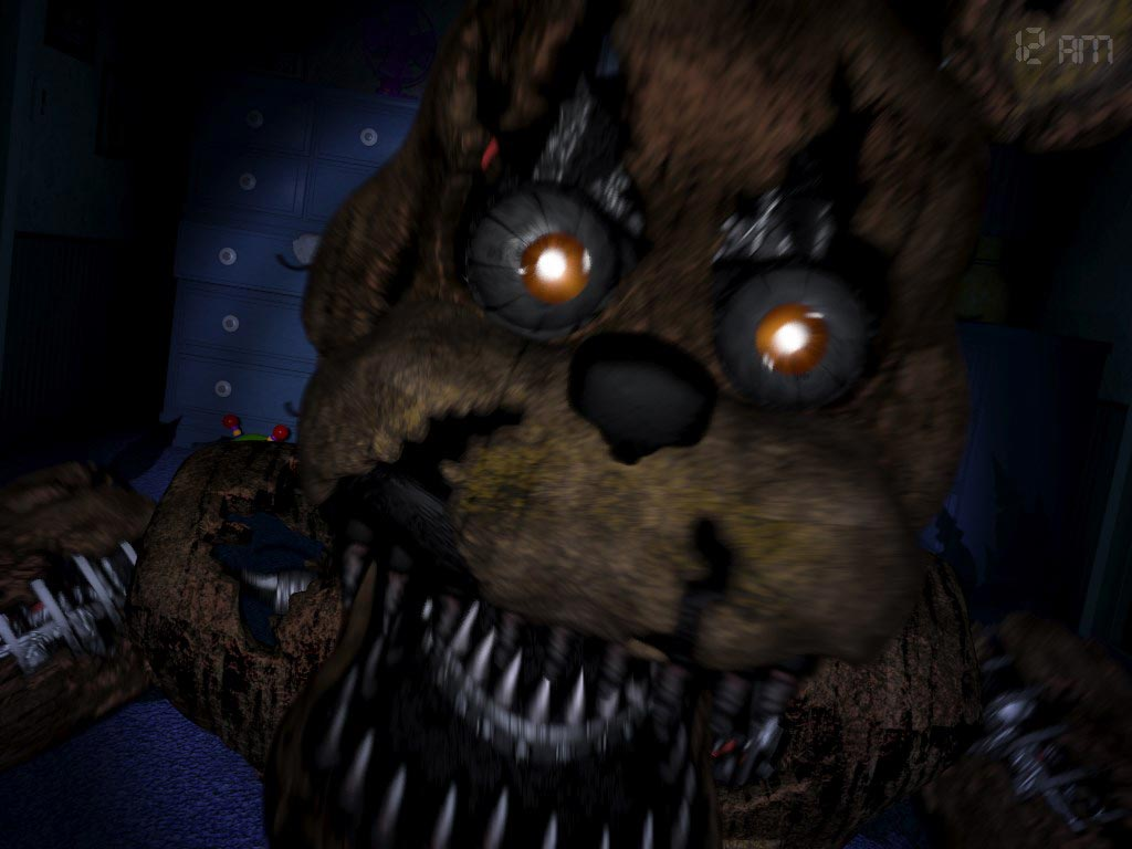 Five Nights at Freddy´s 4 (STEAM GIFT / RU/CIS)
