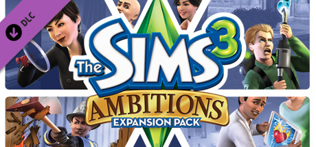 The Sims 3 - Ambitions / Карьера (DLC) STEAM / RU/CIS