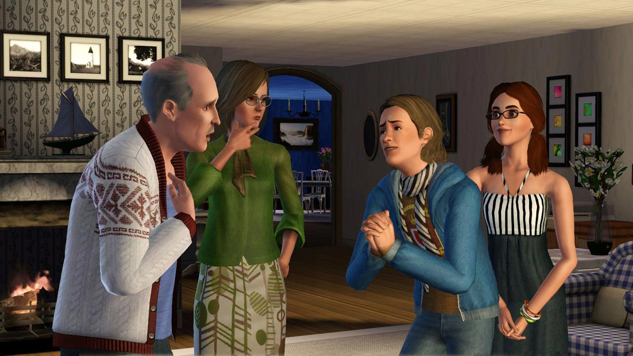 The Sims 3 - Generations (DLC) STEAM GIFT / RU/CIS
