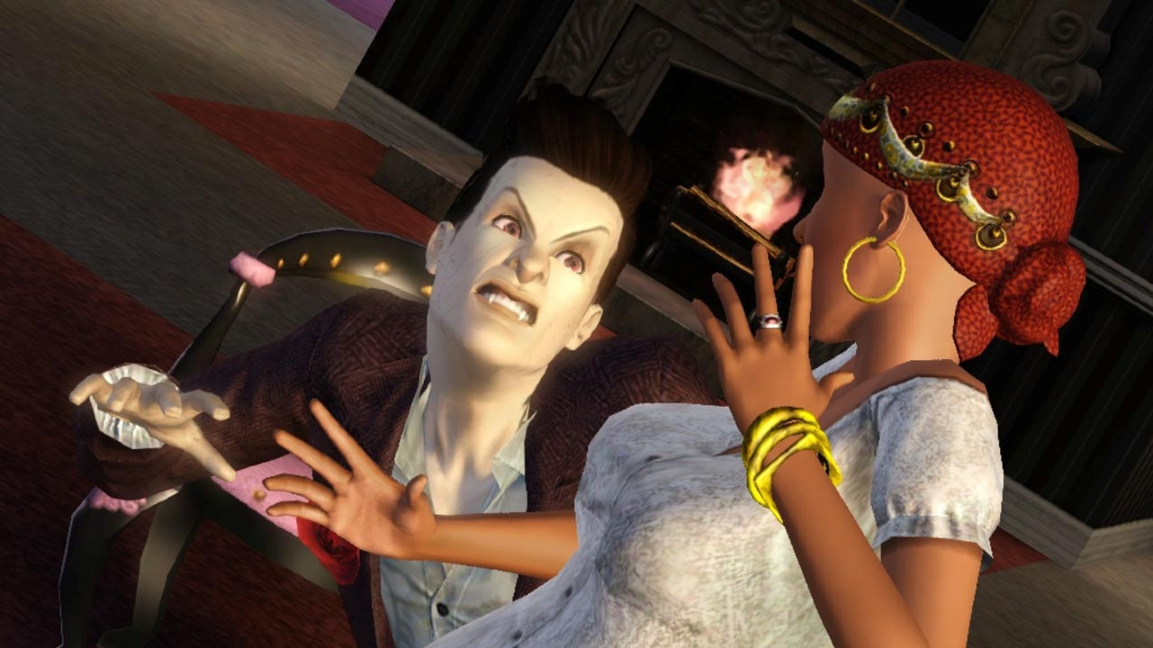 The Sims 3 - Supernatural (DLC) STEAM GIFT / RU/CIS