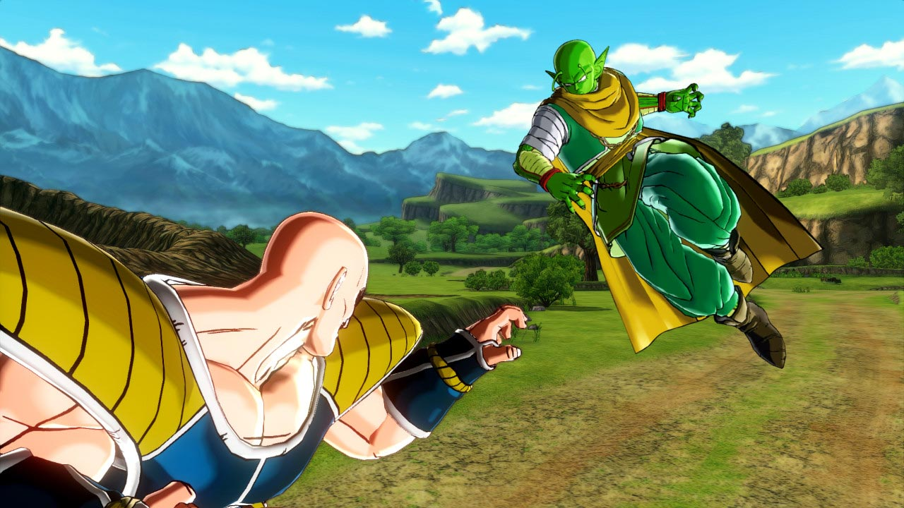 DRAGON BALL XENOVERSE (STEAM GIFT / RU/CIS)