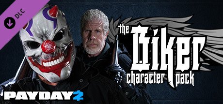 PAYDAY 2: Biker Character Pack (DLC) STEAM GIFT /RU/CIS