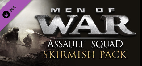Men of War: Assault Squad - Skirmish Pack (DLC) STEAM
