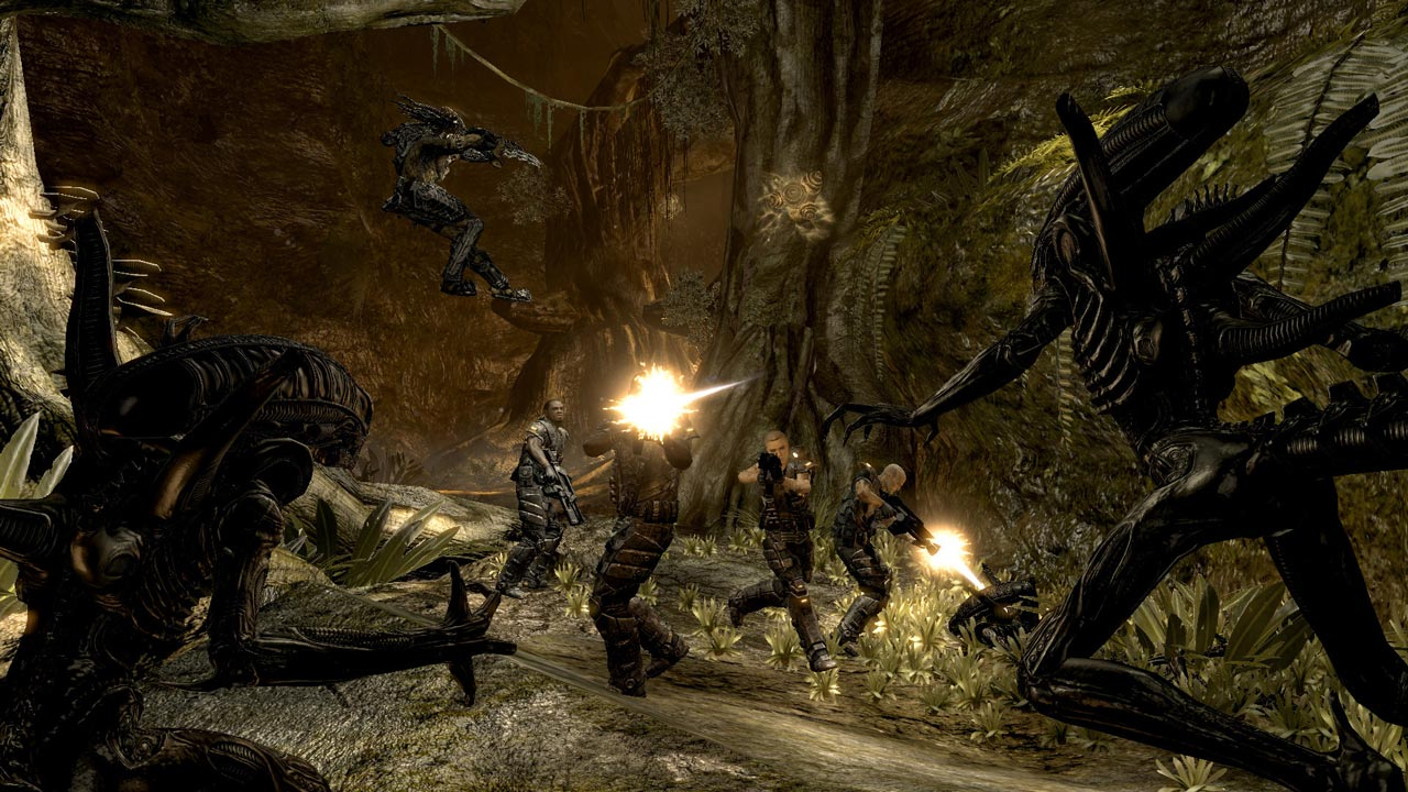 Aliens vs. Predator (STEAM GIFT / ROW / REGION FREE)