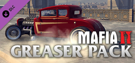 Mafia II: Greaser Pack (DLC) STEAM GIFT / RU/CIS
