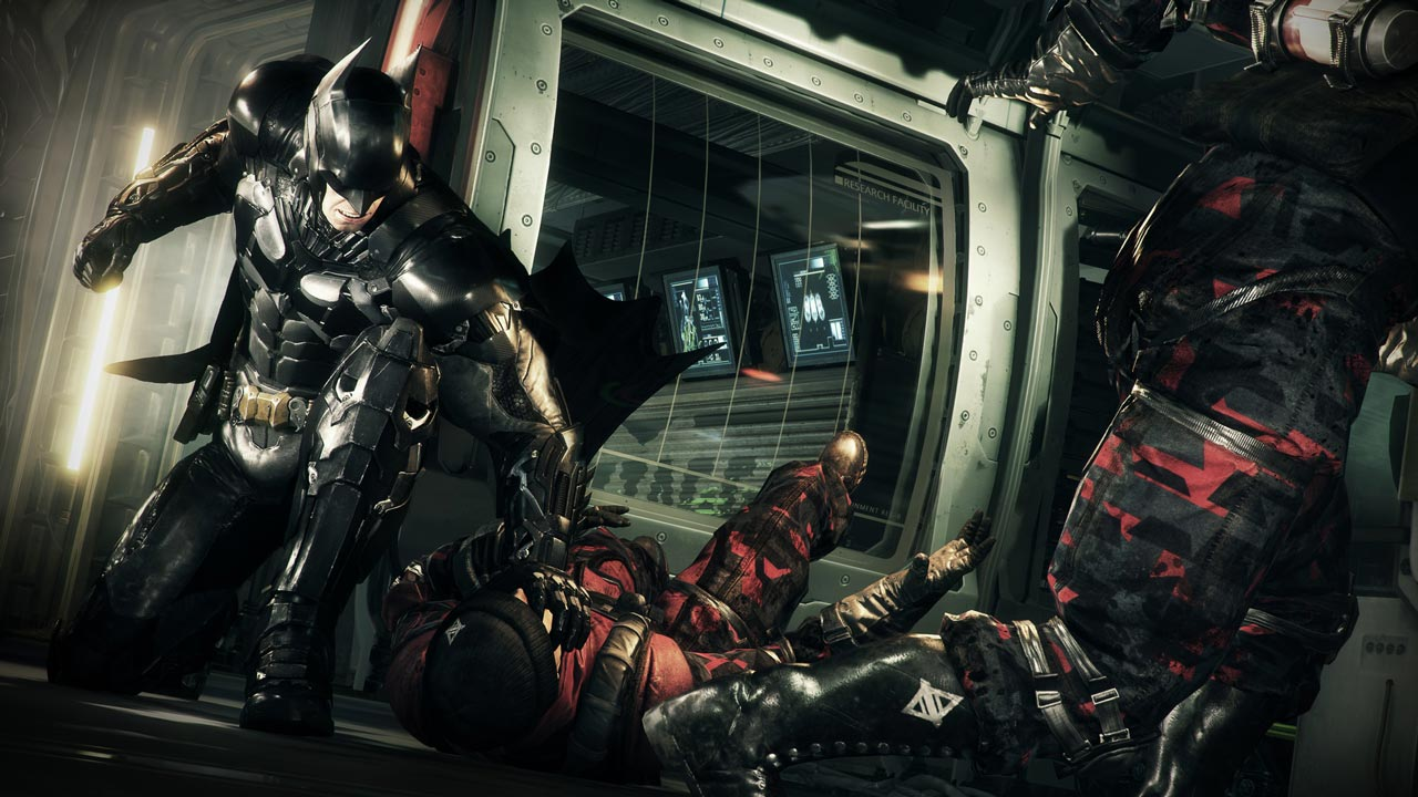 Batman: Arkham Knight (STEAM KEY / RU/CIS)