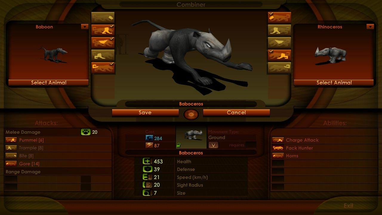 Impossible Creatures Steam Edition (STEAM GIFT /RU/CIS)