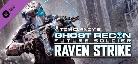 Tom Clancy´s Ghost Recon Future Soldier - Raven Strike