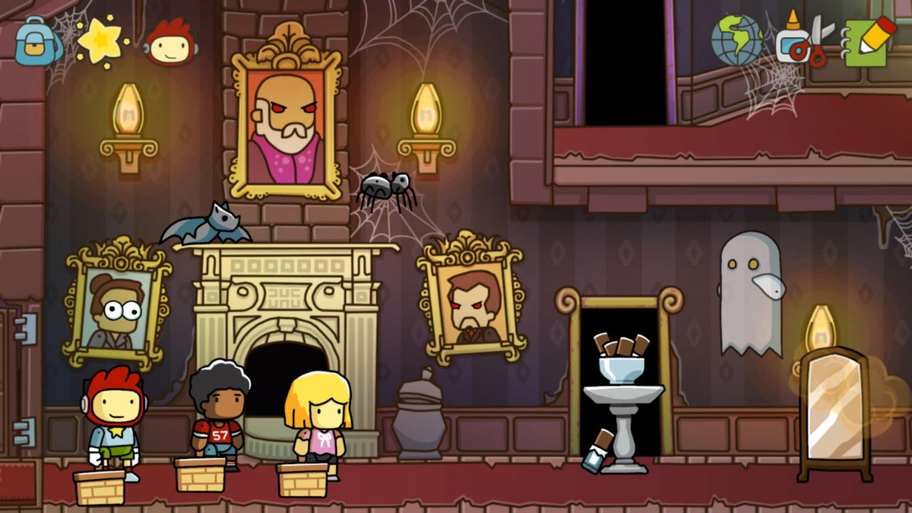 Scribblenauts Unlimited (STEAM GIFT / RU/CIS)