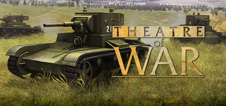 Theatre of War / Вторая мировая (STEAM KEY / ROW)