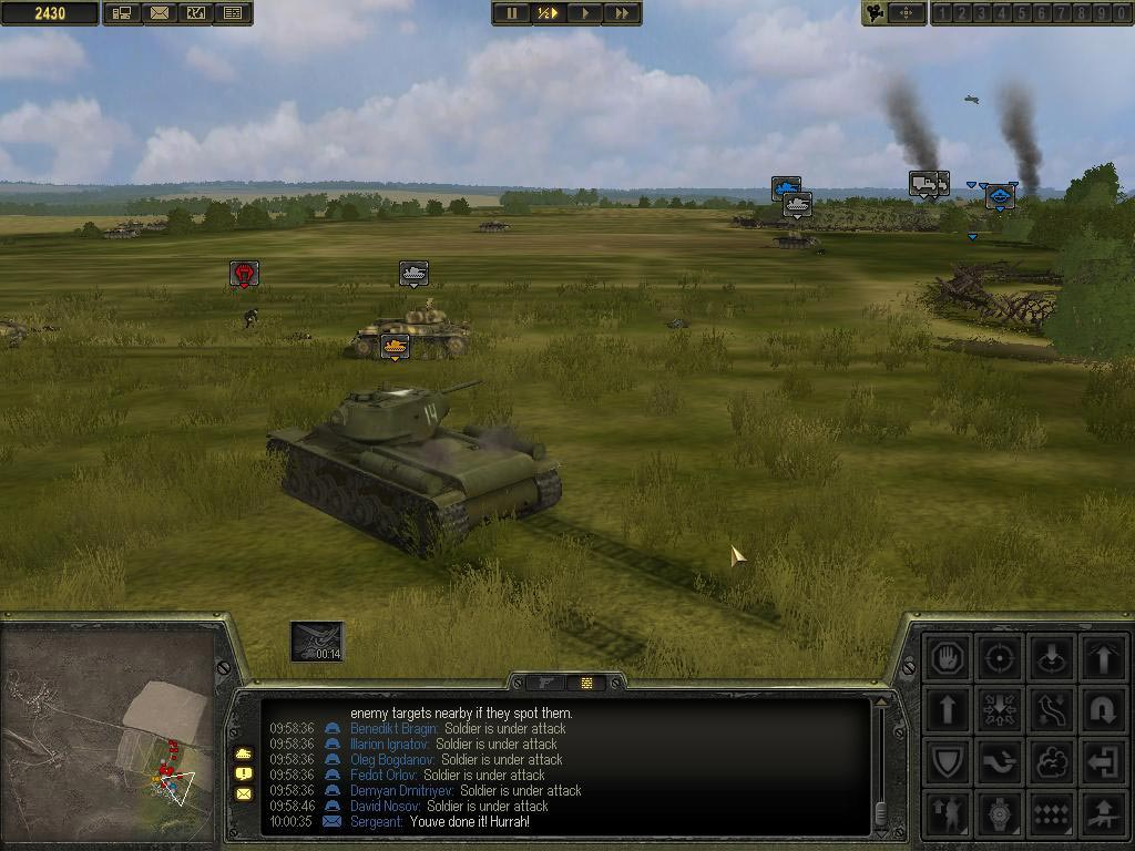 Theatre of War 2: Kursk 1943 (STEAM GIFT / RU/CIS)