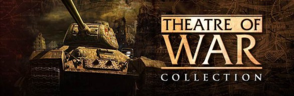 Theatre of War Collection (6 in 1) STEAM GIFT / RU/CIS