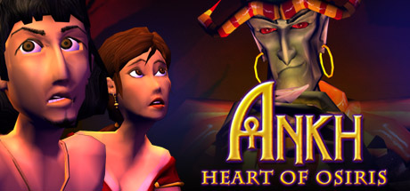 Ankh 2: Heart of Osiris (STEAM GIFT / RU/CIS)
