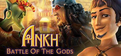 Ankh 3: Battle of the Gods (STEAM GIFT / RU/CIS)