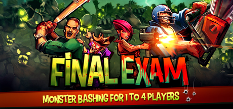 Final Exam (STEAM KEY / ROW)