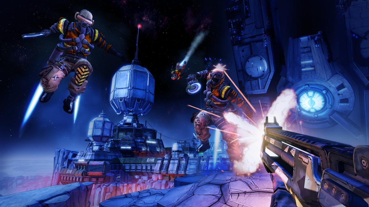 Borderlands: The Pre-Sequel (STEAM KEY / RU/CIS)