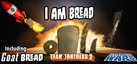I am Bread (STEAM GIFT / RU/CIS)