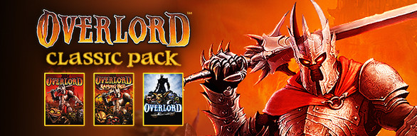 Overlord Classic Pack (I + II + Raising Hell) STEAM