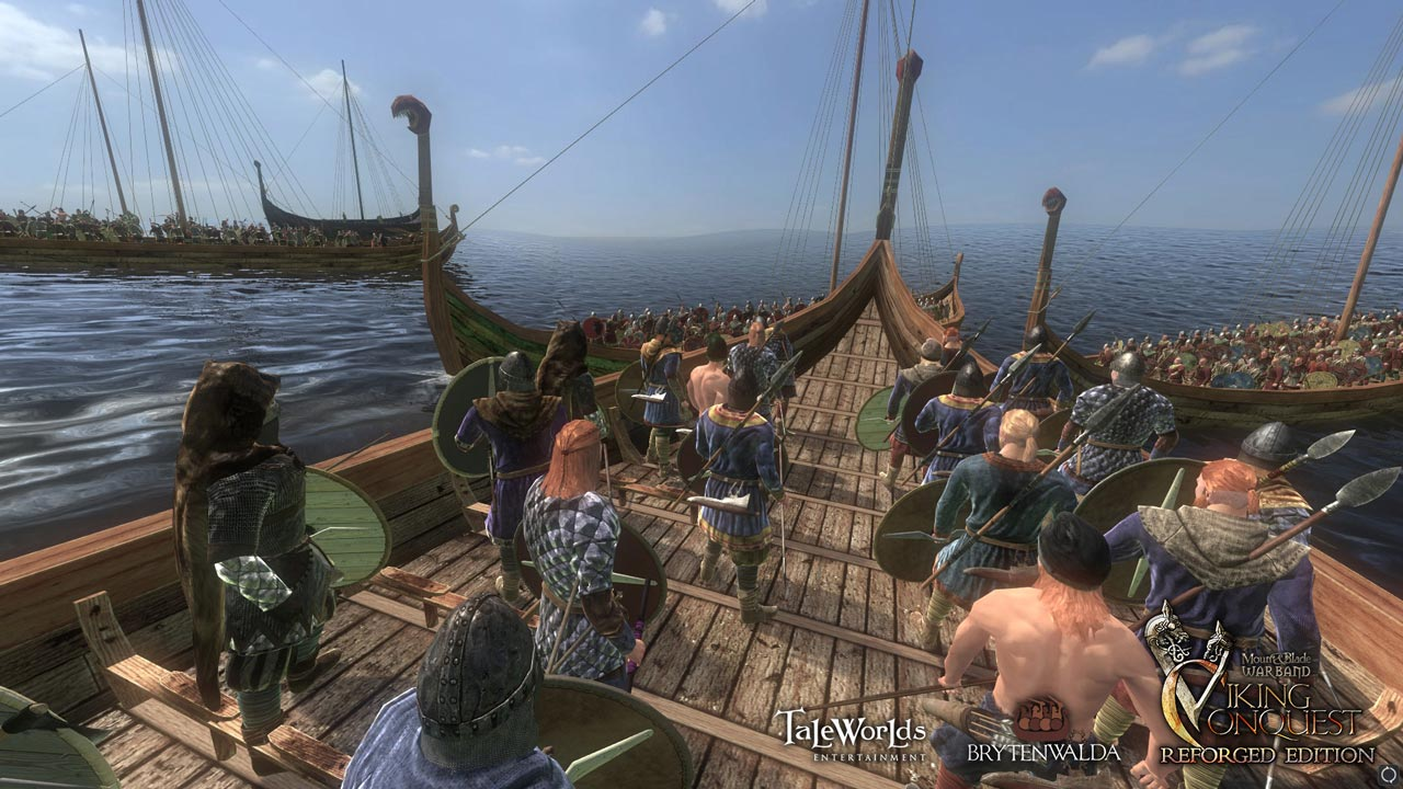 Mount & Blade Warband +Viking Conquest +Napoleonic Wars