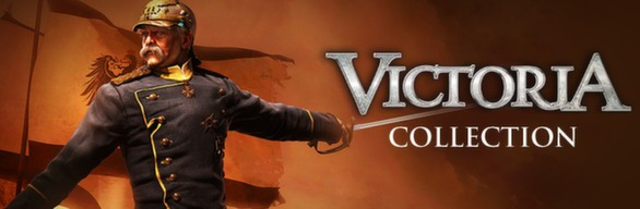 Victoria Collection (I Complete + II + DLC) STEAM GIFT