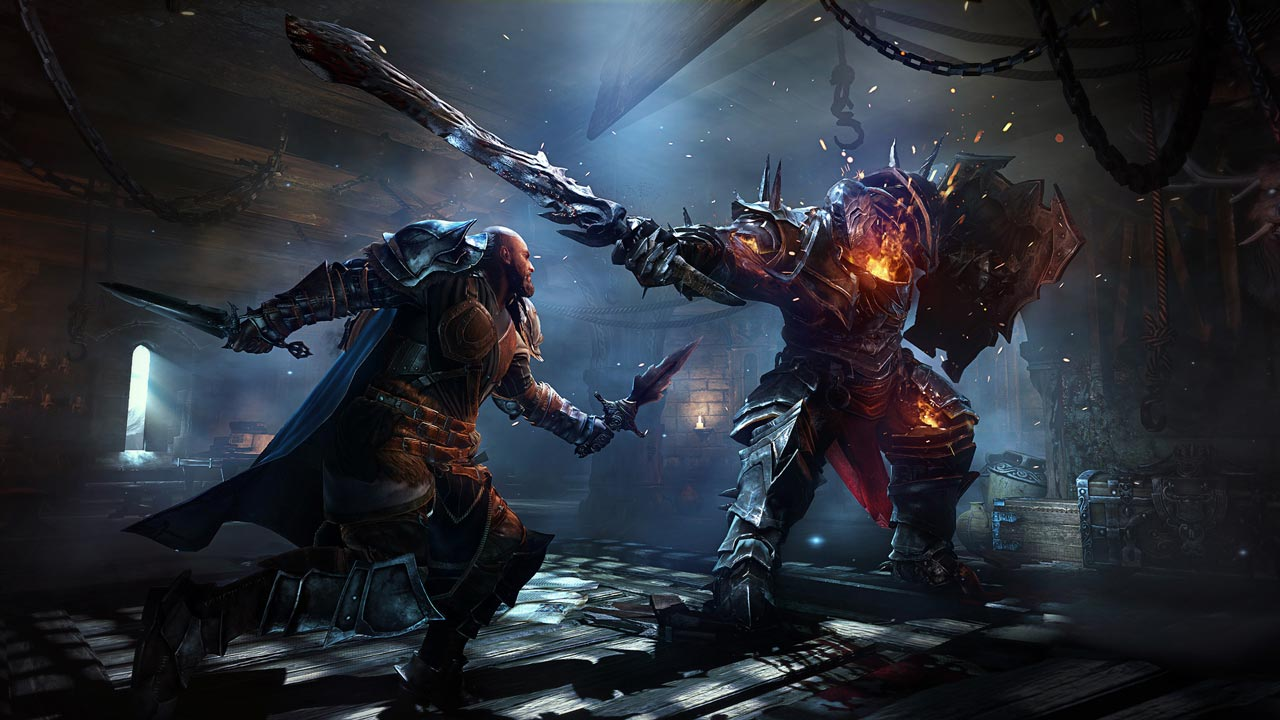 Lords of The Fallen Limited Edition (4 in 1) STEAM KEY