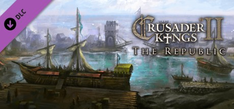 Crusader Kings II: The Republic (DLC) STEAM KEY / ROW