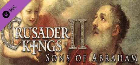 Crusader Kings II: Sons of Abraham (DLC) STEAM / RU/CIS