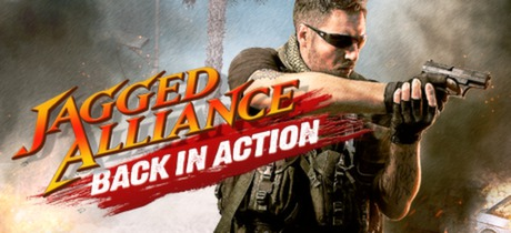 Jagged Alliance - Back in Action (STEAM GIFT / RU/CIS)