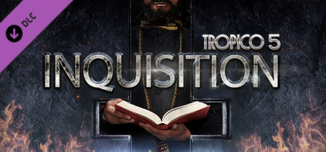 Tropico 5 - Inquisition (DLC) STEAM GIFT / RU/CIS