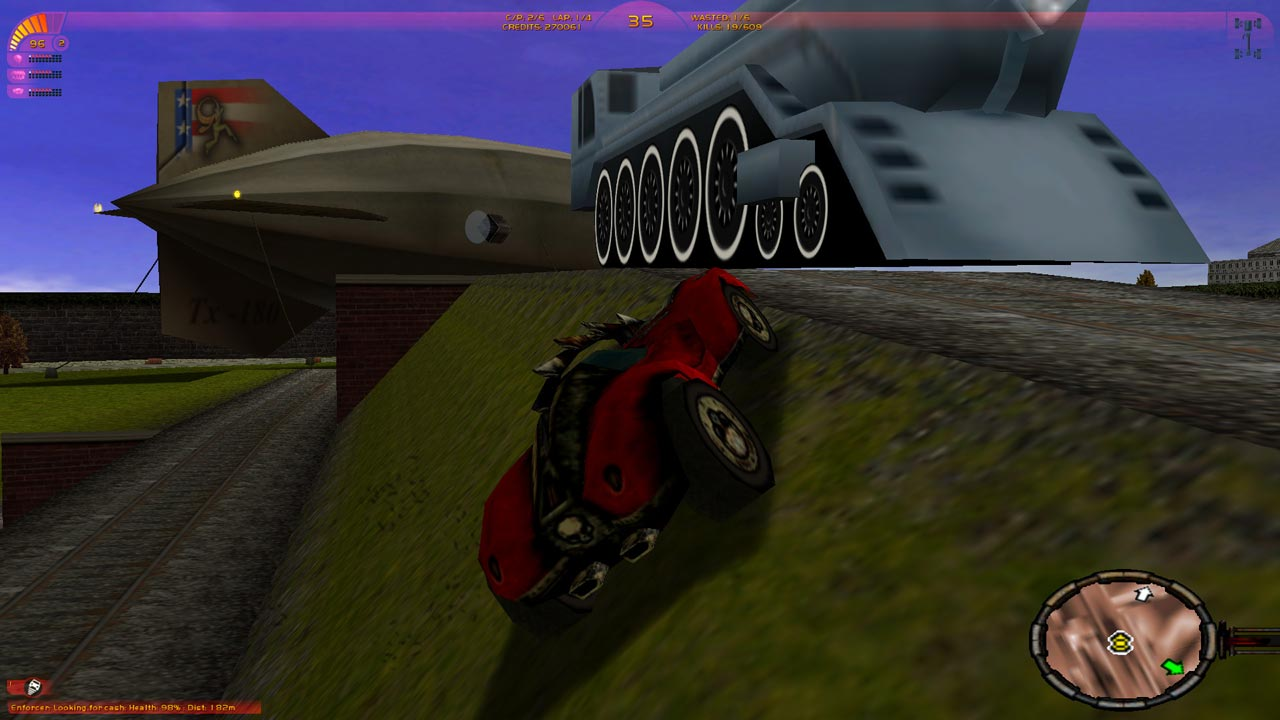 Carmageddon TDR 2000 (STEAM GIFT / RU/CIS)