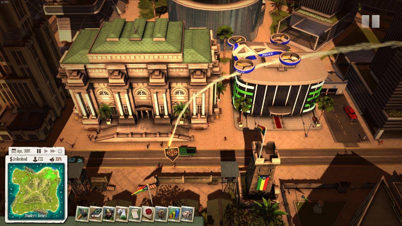 Tropico 5 - Espionage (DLC) STEAM GIFT / RU/CIS