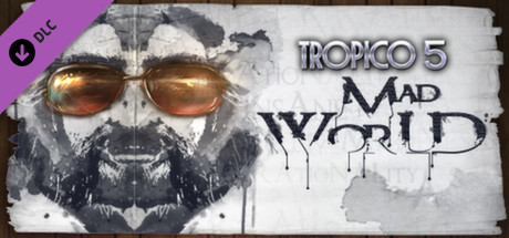 Tropico 5 - Mad World (DLC) STEAM GIFT / RU/CIS