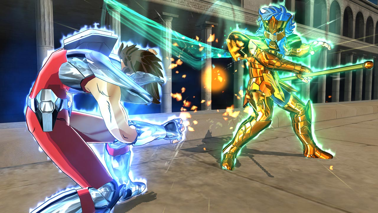 Saint Seiya: Soldiers´ Soul (STEAM GIFT / RU/CIS)