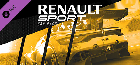 Project CARS - Renault Sport Car Pack (STEAM / RU/CIS)