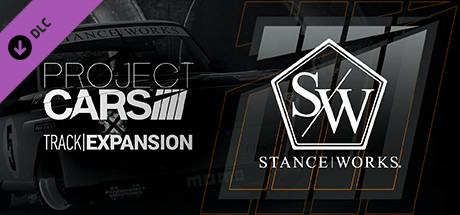Project CARS - Stanceworks Track Expansion (STEAM GIFT)