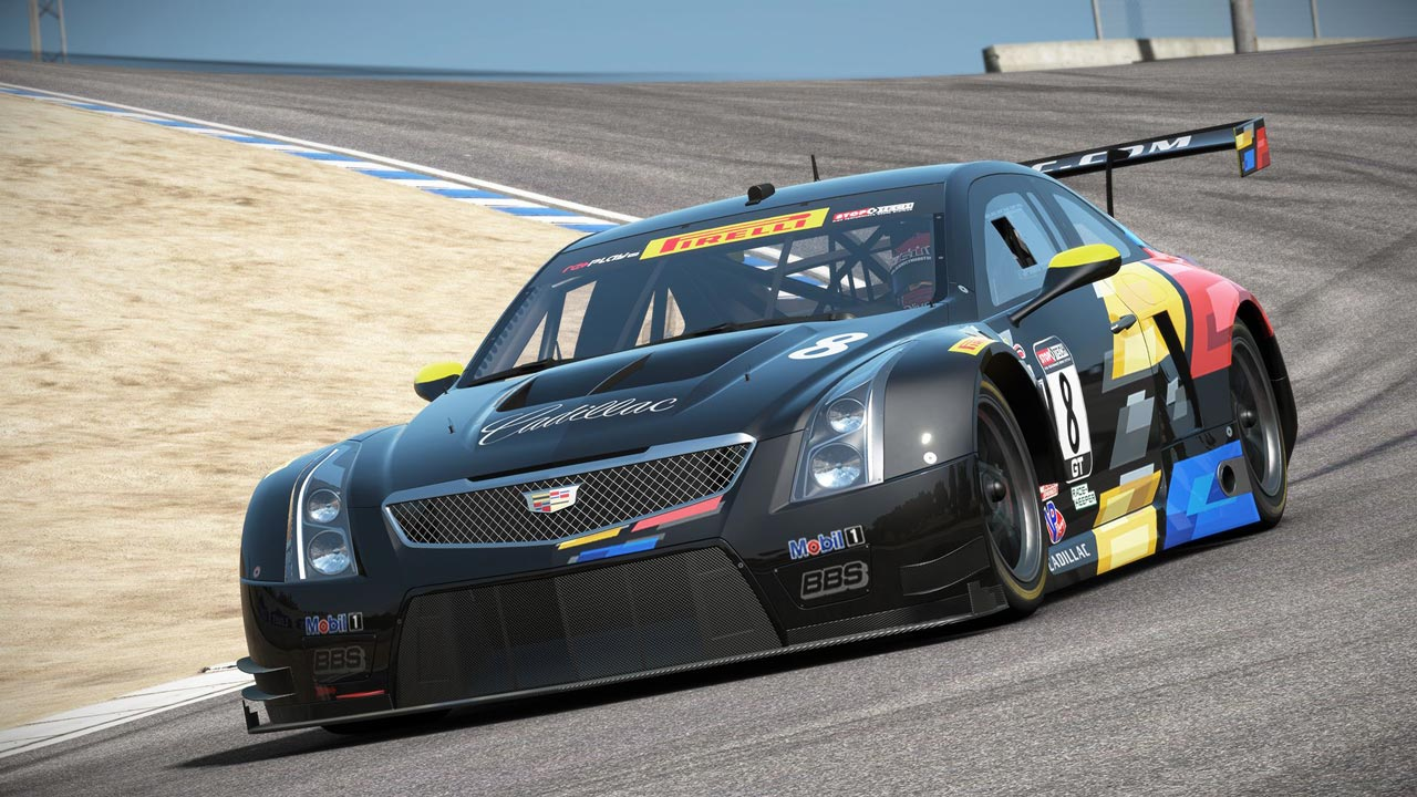 Project CARS - US Race Car Pack (STEAM GIFT / RU/CIS)