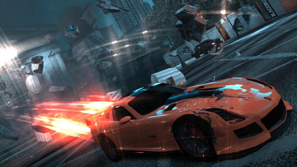 Ridge Racer Unbounded (STEAM GIFT / RU/CIS)