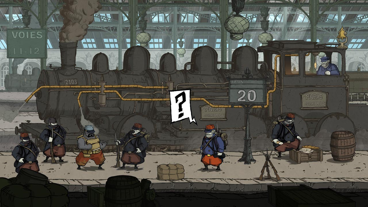 Valiant Hearts: The Great War (STEAM GIFT / RU/CIS)