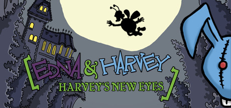 Edna & Harvey: Harvey´s New Eyes (STEAM GIFT / RU/CIS)