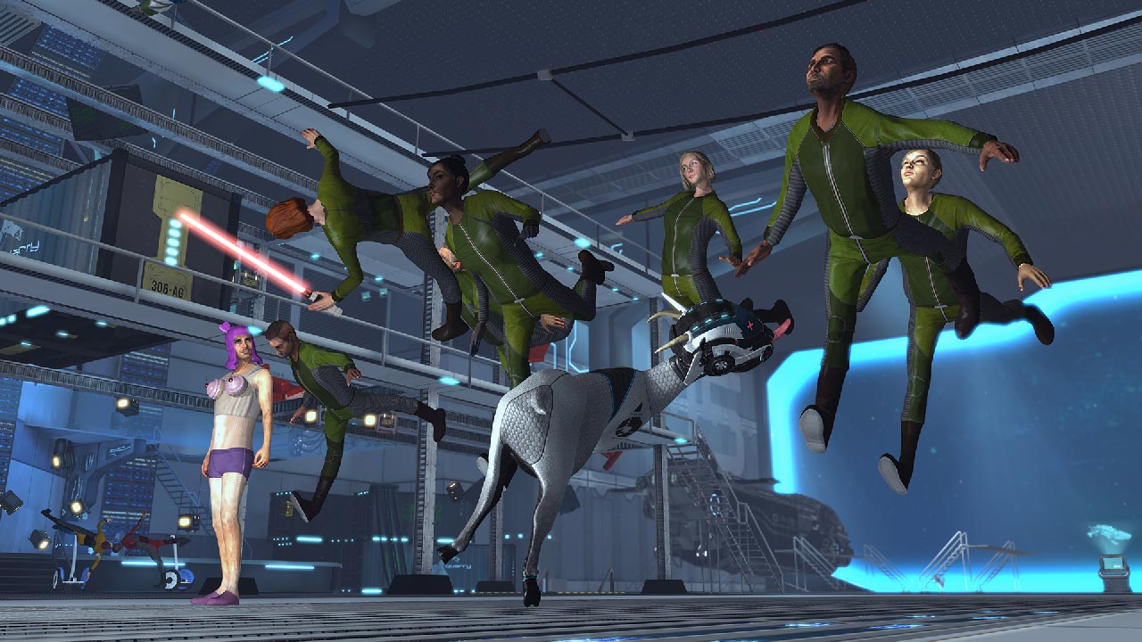 Goat Simulator: Waste of Space (DLC) STEAM GIFT /RU/CIS