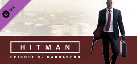 HITMAN (2016): Episode 3 - Marrakesh (DLC) STEAM/RU/CIS