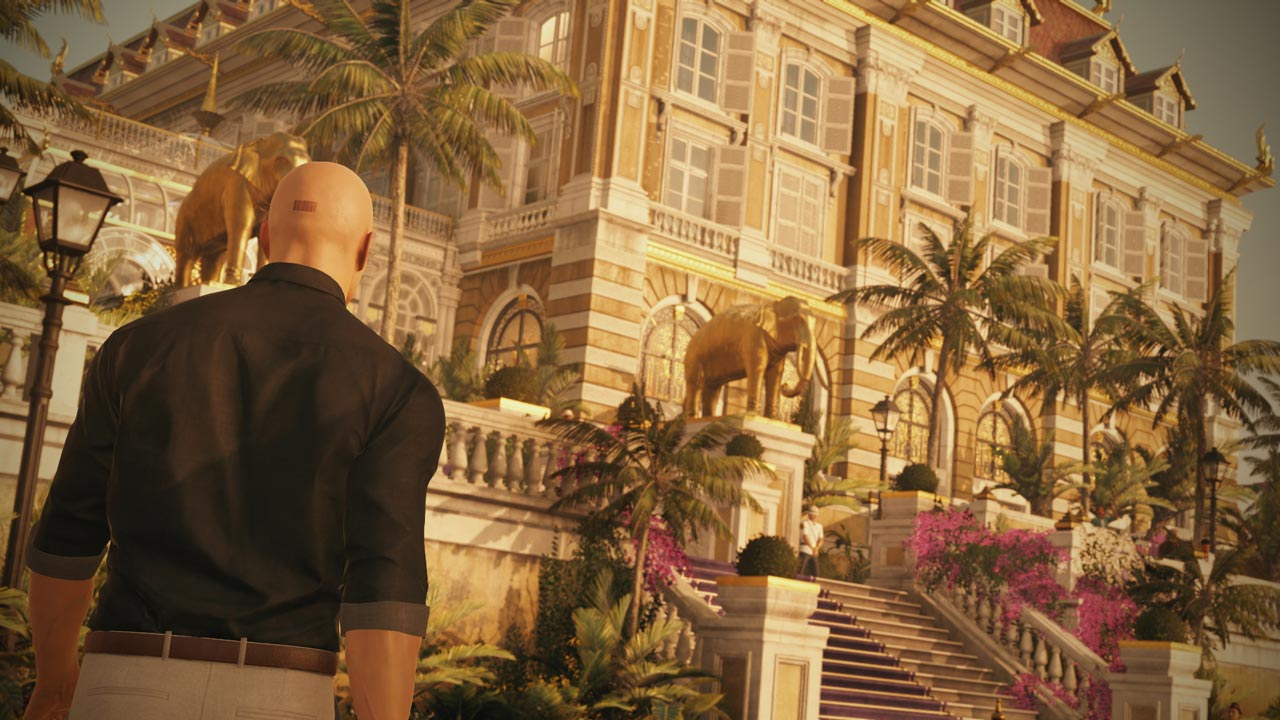HITMAN (2016): Episode 4 - Bangkok (DLC) STEAM / RU/CIS