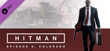 HITMAN (2016): Episode 5 - Colorado (DLC) STEAM /RU/CIS