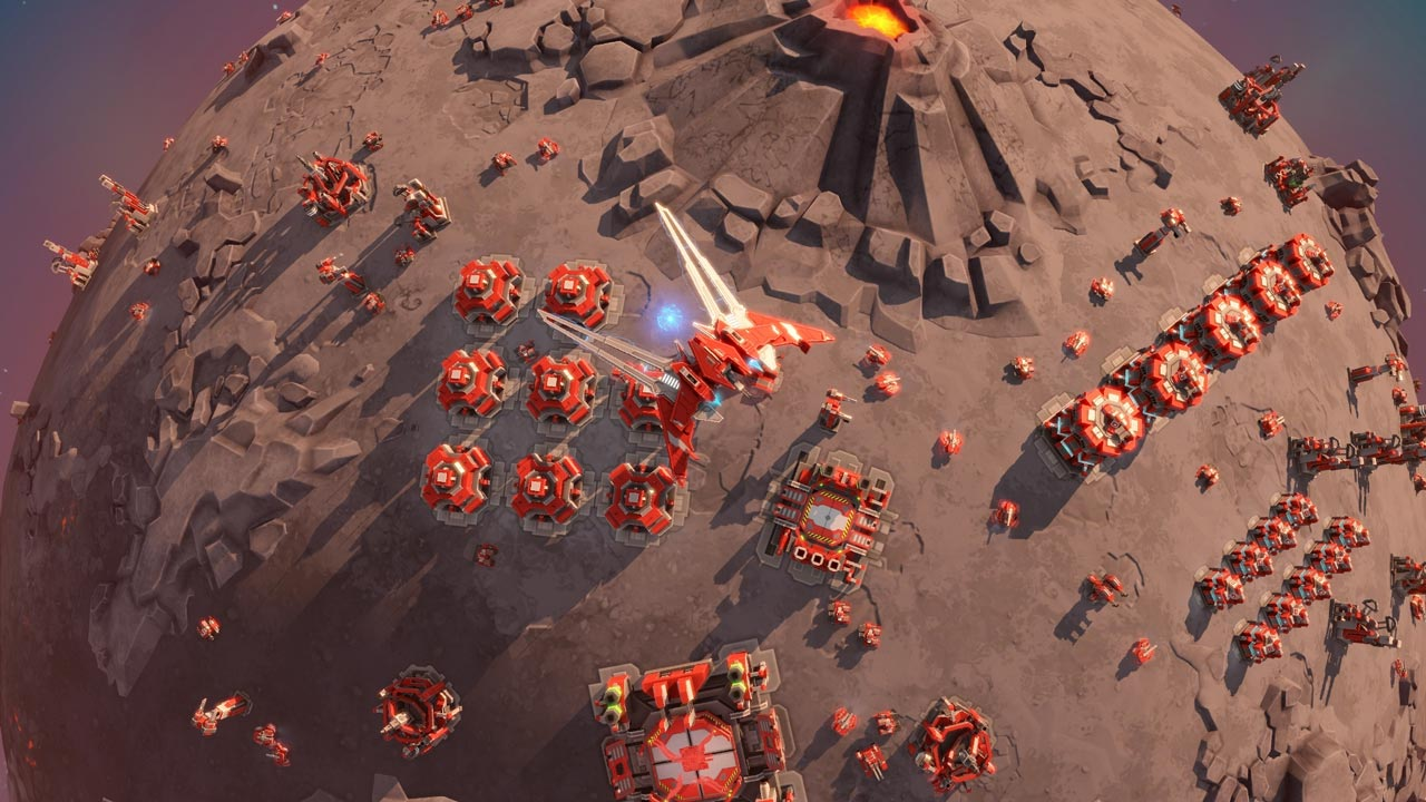 Planetary Annihilation: TITANS (STEAM KEY / ROW)