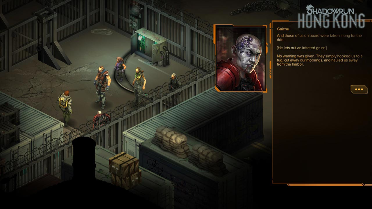 Shadowrun: Hong Kong - Extended Edition (STEAM GIFT)