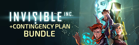 Invisible, Inc. + Contingency Plan Bundle (STEAM GIFT)