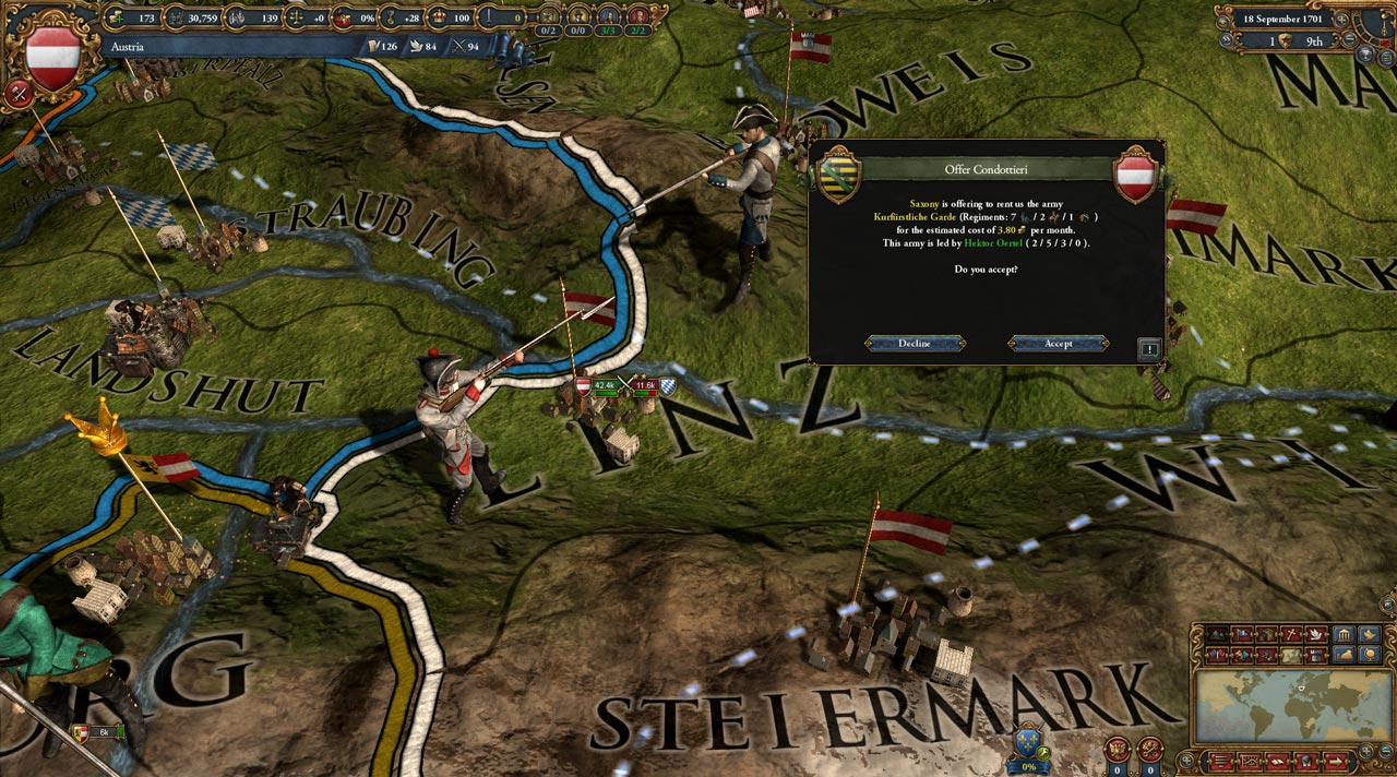 Europa Universalis IV: Mare Nostrum (DLC) STEAM KEY/RU